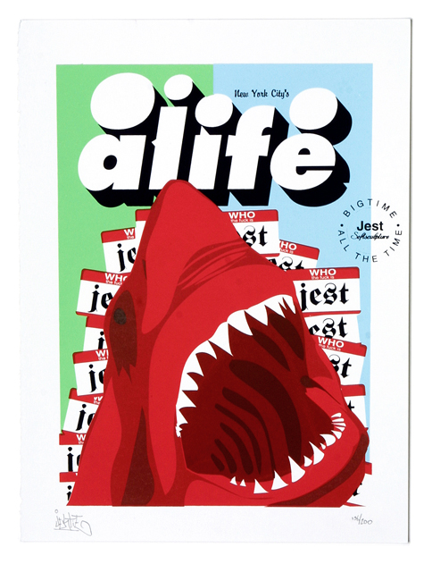 Alife: The Alife Poster Pack | Streetwear Brands