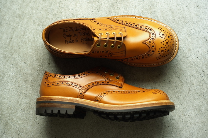 Quilp by Tricker's    Acorn Antique Derby Brogue M7457: MAPS Weblog (MAPS & SONS from 大阪・堺)
