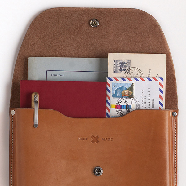 Best Made Company — The Gfeller Document Case