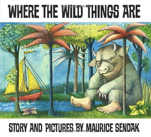 Amazon.co.jp: Where the Wild Things Are: Maurice Sendak: 洋書