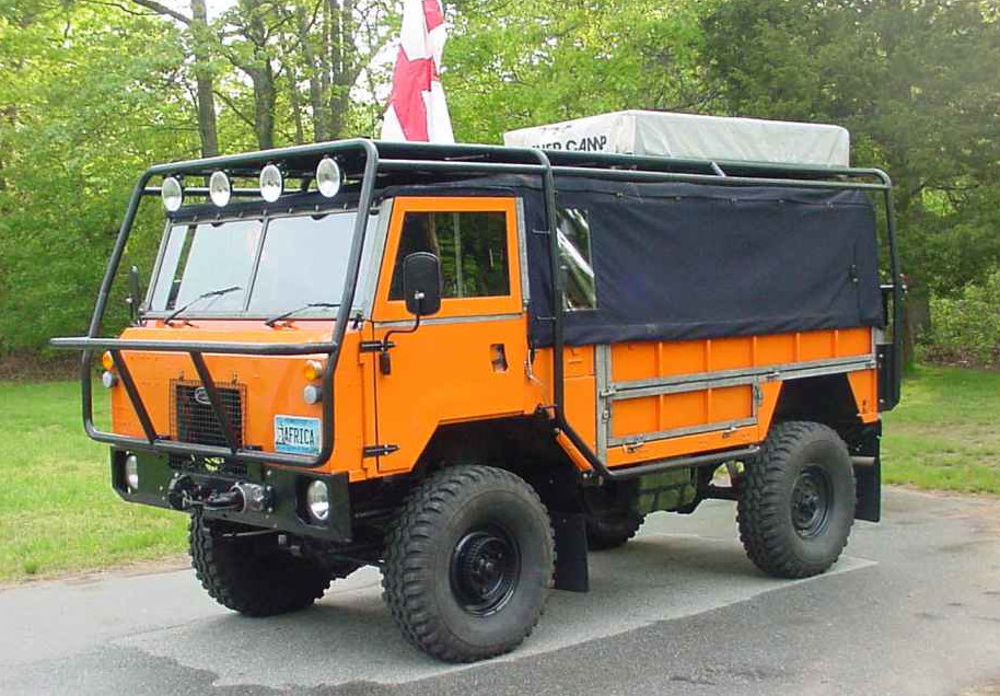 1975 Land Rover 101 FC
