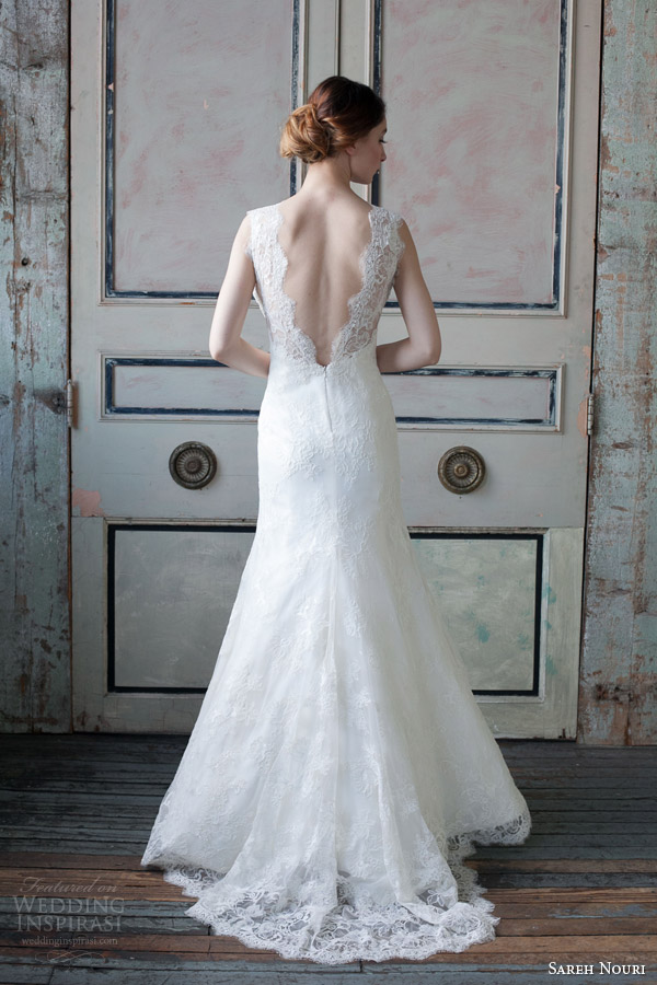 Sareh Nouri Spring 2015 Wedding Dresses | Wedding Inspirasi