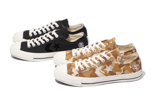 STUSSY DELUXE x CONVERSE CX-PRO OX vol.2 : STUSSY JAPAN OFFICIAL SITE