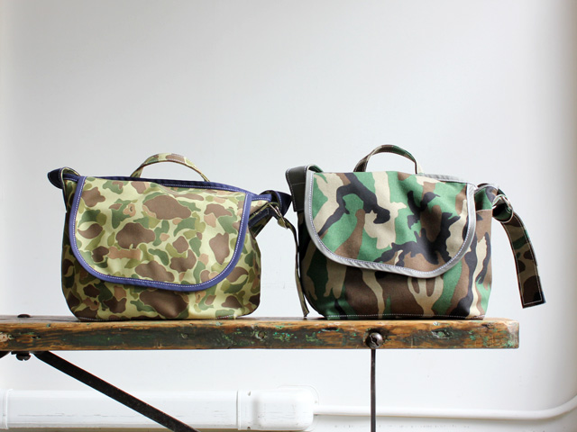 TEMBEA WIRE BAG-2 SMALL -CAMO Strato