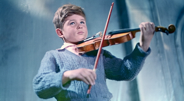 The Steamroller and the Violin | Film Review | Slant Magazine