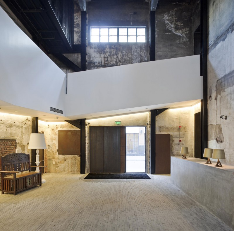 The Waterhouse at South Bund by Neri & Hu The Waterhouse at South Bund by Neri & Hu (9) – HomeDSGN, a daily source for inspiration and fresh ideas on interior design and home decoration.