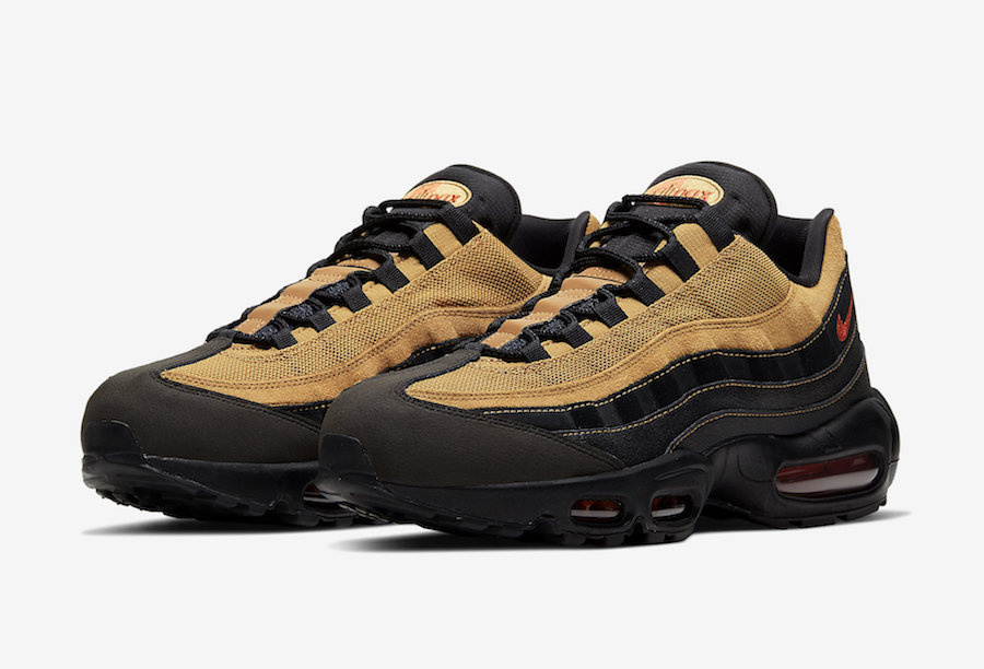 Nike Air Max 95 Essential Cosmic Clay AT9865-014 Release Date - SBD