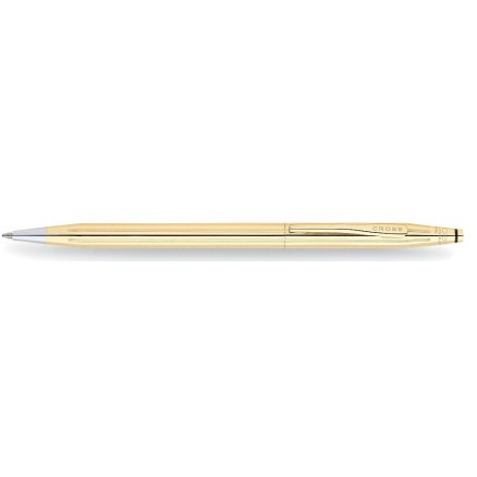 Cross - Classic Century - 18 Karat Gold Filled/Rolled Gold Ballpoint Pen | Exclusive Pen