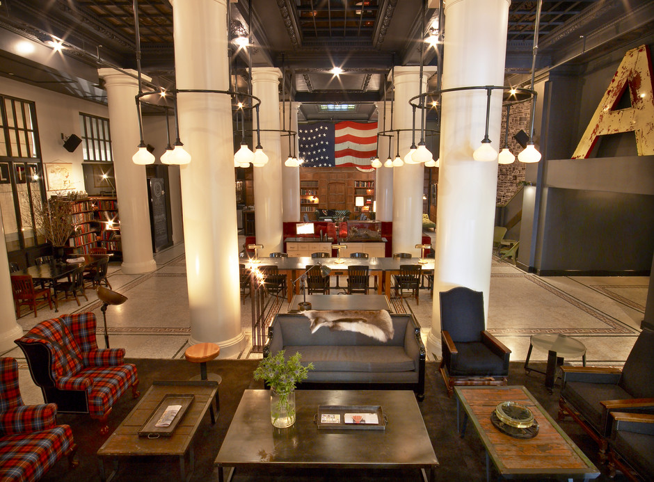 Ace Hotel New York(ニューヨーク)をTablet Hotelsで予約する - 最低価格保証