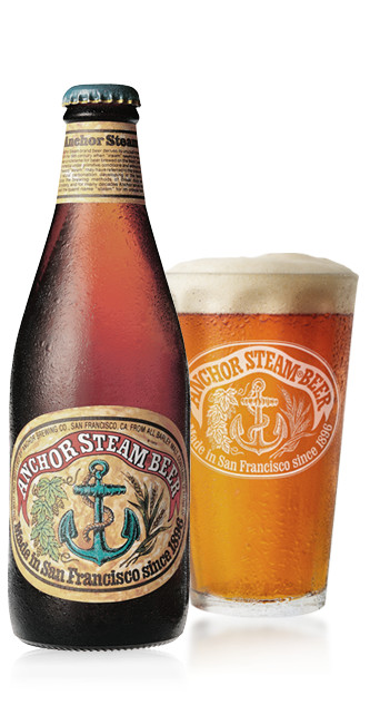 Anchor Brewing | Beers | Anchor Steam