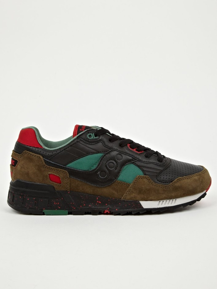 Saucony X West NYC Men's Shadow 5000 Cabin Fever Sneakers | oki-ni