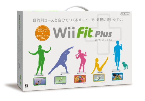 Amazon.co.jp: Wiiフィット プラス (バランスWiiボードセット): ゲーム