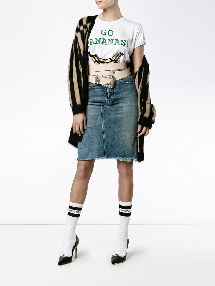 Natasha Zinko Go Bananas! Tシャツ - Browns - Farfetch.com