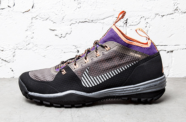 Nike ACG Lunar Incognito Purple/Orange | Hypebeast