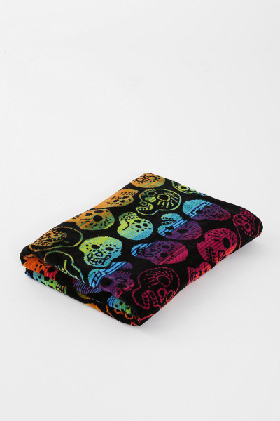 Urban Outfitters Pendleton Sugar Skull Towel in Multicolor (MULTI) | Lyst