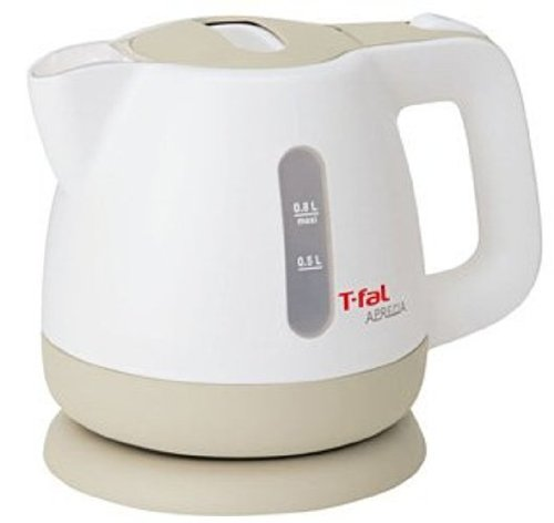 Amazon.co.jp: T-fal 電気ケトル アプレシア カフェオレ 0.8L BF802022A: ホーム&キッチン
