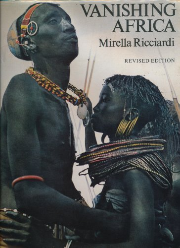 Amazon.co.jp: Vanishing Africa: Mirella Ricciardi: 洋書