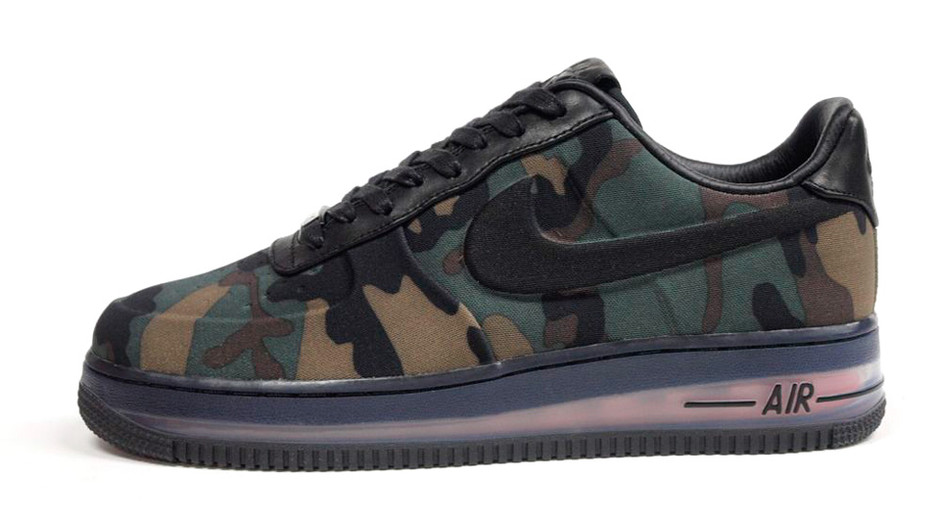 AIR FORCE I LOW MAX AIR VT QS 「LIMITED EDITION for Tier 0」 CAMO/BLK ナイキ NIKE | ミタスニーカーズ|ナイキ・ニューバランス スニーカー 通販