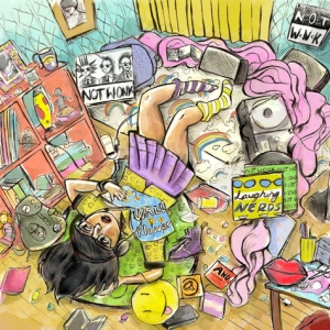 NOT WONK / LAUGHING NERDS AND A WALLFLOWER   Record CD Online Shop JET SET / レコード・CD通販ショップ ジェットセット