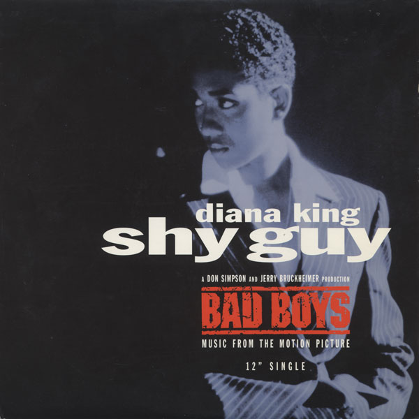 DIANA KING / SHY GUY   :   ダイアナ キング / シャイ ガイ (WORK) out of stock records