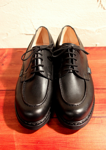 「Paraboot」Chambord « BROWN'S