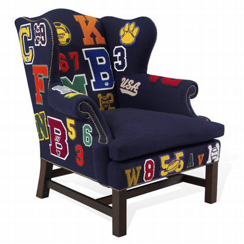 Remsen Chair - Children's - Furniture - Products - Ralph Lauren Home - RalphLaurenHome.com