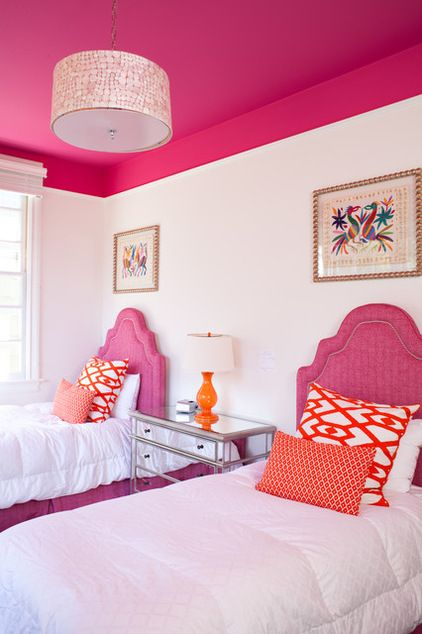 Color: Hot Pink / contemporary kids Pacific Avenue