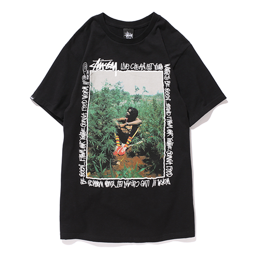 STUSSY x PETER TOSH : STUSSY JAPAN OFFICIAL SITE