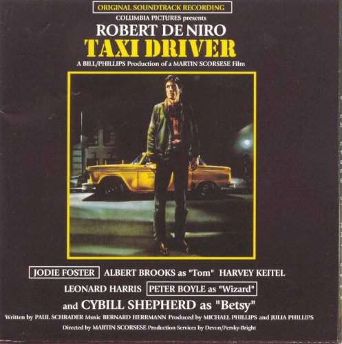 Amazon.co.jp: Taxi Driver: Original Soundtrack Recording: Bernard Herrmann: 音楽