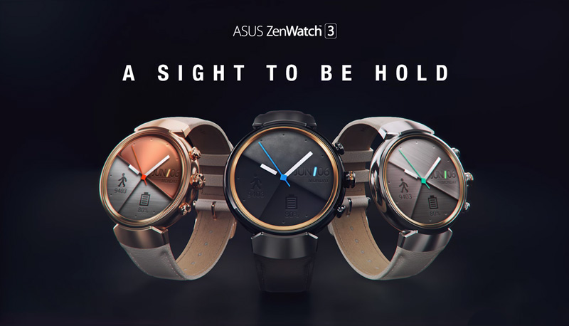 ASUS ZenWatch 3 (WI503Q) | ZenWatch | ASUS 日本