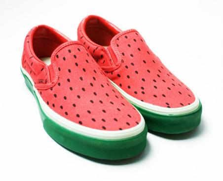 Vans Watermelon Womens Collection | NEW YORK – TOKYO