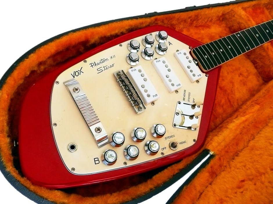 A brief history of high tech guitars | Sync™ Blog