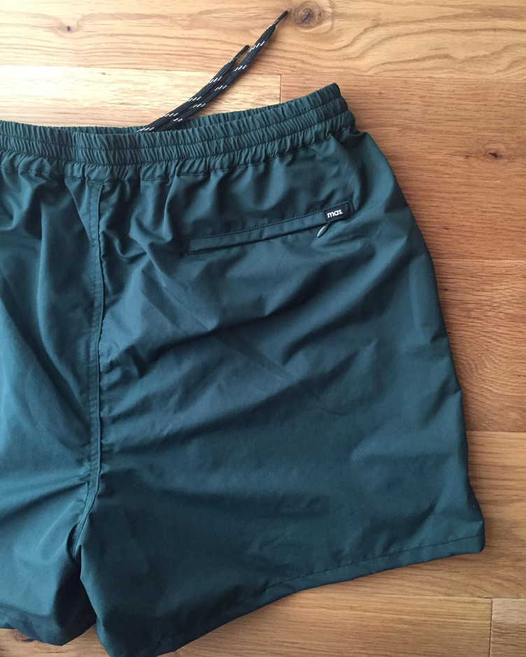 AMPHIBIOUS BAGGIES SHORTS / ZOC (DarkGreen) | MAS.
