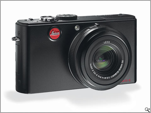 Amazon.com: Leica D-LUX 3 10MP Digital Camera with 4x Wide Angle Optical Image Stabilized Zoom (Black): Camera & Photo