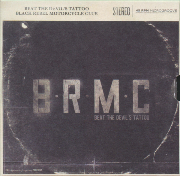 Images for Black Rebel Motorcycle Club - Beat The Devil's Tattoo
