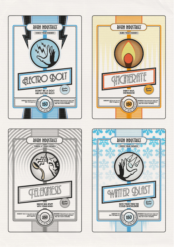 Varietats: Plasmid Posters by Andy Gimson