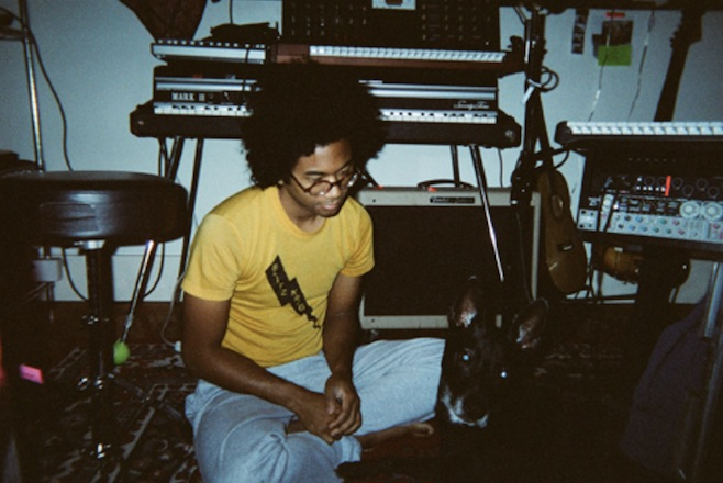 Toro Y Moi Releases Surprise Collection Samantha | News | Pitchfork