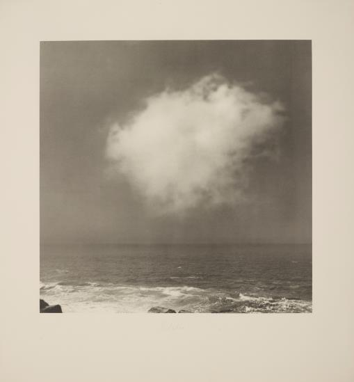 PHILLIPS : NY030214, Gerhard Richter, Wolke