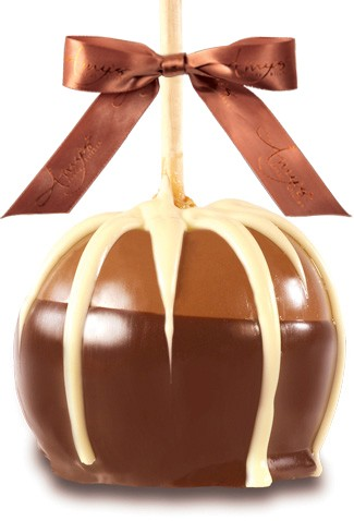 Double Dunked Caramel Apple w/ Belgian Chocolate