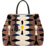 Fendi Shearling Large 2jours Tote at Barneys.com