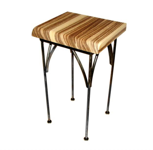 Gnetleman / Stool by belcourt on Etsy
