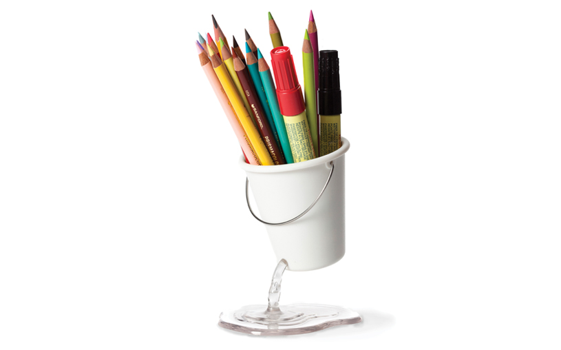 Peleg Design | Products | Desk Bucket