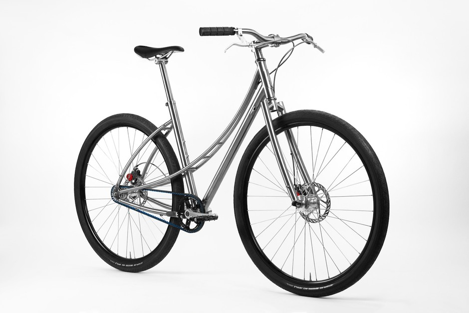 Budnitz Bicycles Store | No.5 Titanium