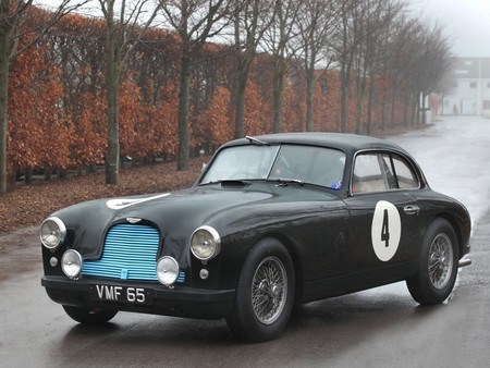DB2 Team Car