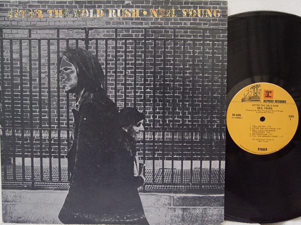 Neil Young / After The Gold Rush (US) - 中古レコード・中古CDのDISK-MARKET/中古盤 廃盤 レア盤