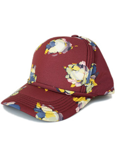 LOVE online store|WOMEN | Karen Walker  The American Girl Hat (burgundy)