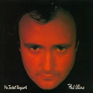 Amazon.co.jp: No Jacket Required: Phil Collins: 音楽