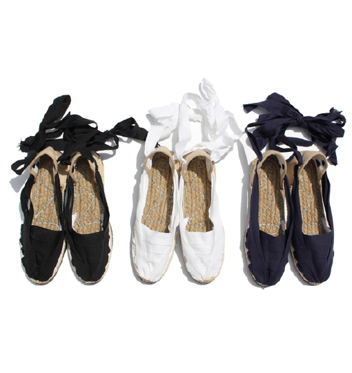 espadrille of The Tastemakers & Co.