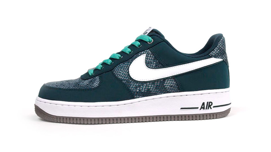 AIR FORCE I 07 「LIMITED EDITION for ICONS」 GRN//WHT/SNAKE ナイキ NIKE | ミタスニーカーズ|ナイキ・ニューバランス スニーカー 通販