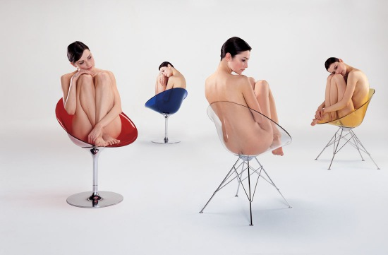 Chair Eros - Kartell - Products - Konsepti.cz — Inside of Life